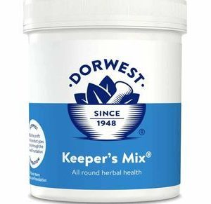 image of keepers mix pot a general health supplement